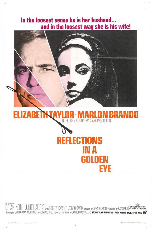 Refelctions in a goldeneye