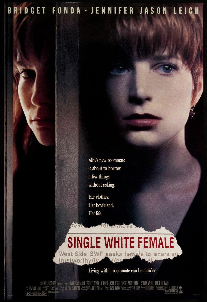 Single. White. Female.